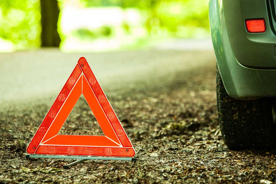 In the Event of an Auto Accident