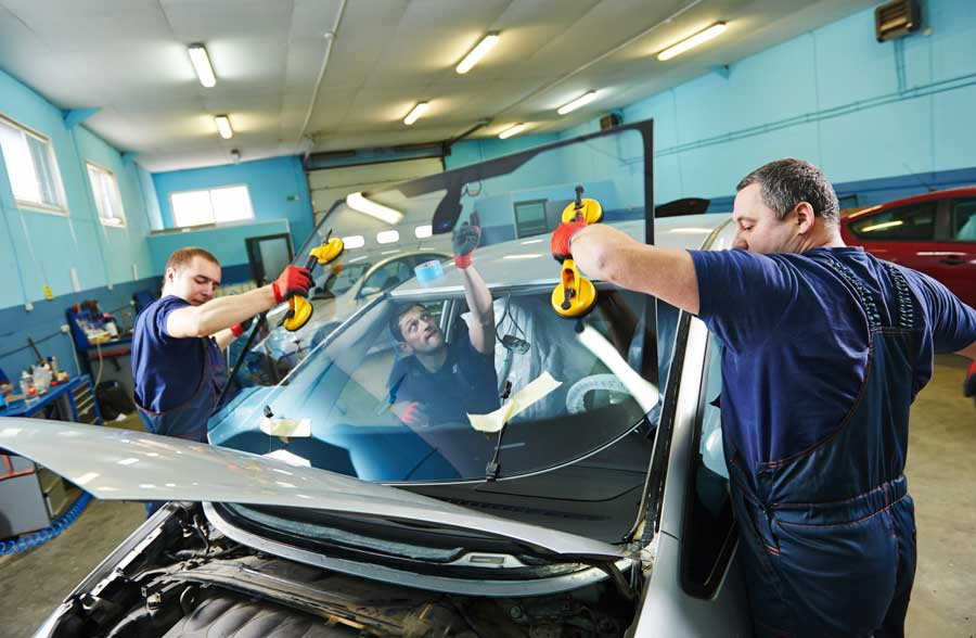 Auto Glass Repair los angeles is very good