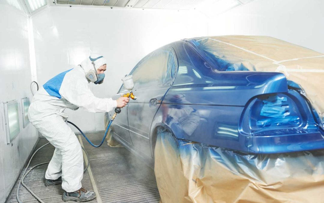 Can You Get Your Car Repainted With Insurance